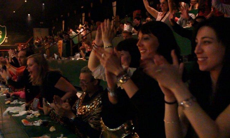 Événements d'adieu Dîner-spectacle Défi Médiévale Alfas del Pi
