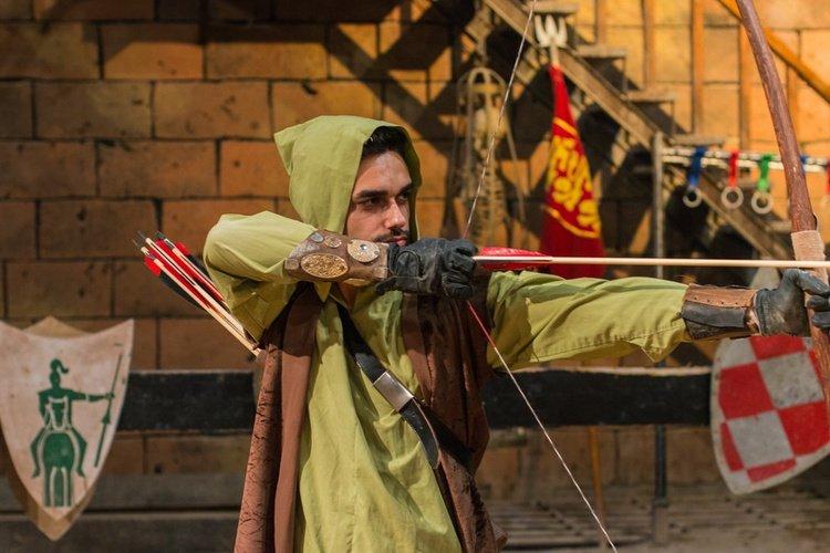 Dîner-spectacle Défi Médiévale Alfas del Pi