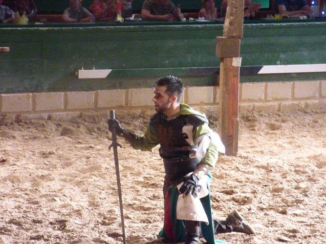 Desafio medieval Dîner-spectacle Défi Médiévale Alfas del Pi